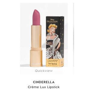 Limited Disney Lipstick Collection
